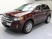 This awesome 2012 Ford Edge comes loaded with the