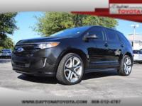 2012 Ford Edge Sport, You can tell the previous owner