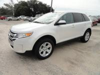 The 2012 Ford Edge is a solid entry in the midsize