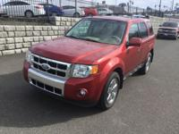 Limited! 4Dr. Sport Utility Vehicle. V6. Automatic. PW.