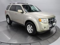 Recent Arrival! 2012 Ford Escape Limited Silver CARFAX