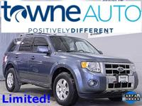 2012 Ford Escape Limited, Duratec 3.0 L V6 Flex Fuel,