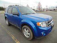 Escape XLT, AWD, FACTORY MOONROOF/SUNROOF, ALLOY