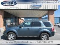 FORD CERTIFIED! 100K WARRANTY! 2012 Escape XLT 4X4. 3.0