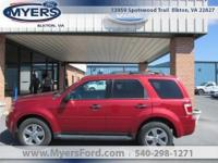 FORD CERTIFIED! 100K WARRANTY! TOREADOR RED METALLIC