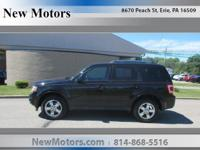 Step into the 2012 Ford Escape! Here's a vehicle which