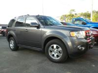 4X4! LIMITED! 3.0L DURATEC V6 ENGINE! POWER MOONROOF!