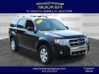 Don't miss out on this 2012 Ford Escape Limited! It