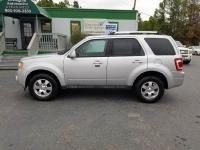 Options:  2012 Ford Escape Limited 4Dr Suv|Silver|Door