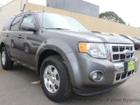This 2012 Ford Escape 4dr Limited Sport Utility 4D