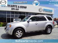*CarFax One Owner!* This Ford Escape Limited has many