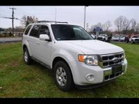 Stock #A85759. 2012 Ford Escape 'Limited' with AWD!!