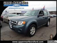Get a bargain on this 2012 4x4 Ford Escape XLS before