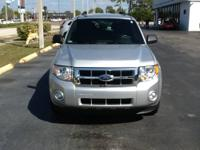 This 2012 Ford Escape XLT 2wd has full power, low