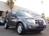Options:  2012 Ford Escape 4Wd 4Dr
