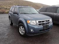 Outstanding gas mileage for an SUV! Expand your world
