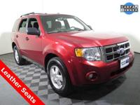 2012 Ford Escape XLT with a 3.0L V6 Engine. Leather