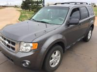 We are excited to offer this 2012 Ford Escape. When you