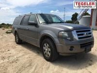 Grey 2012 Ford Expedition EL Limited RWD 6-Speed