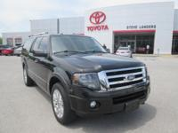 Recent Arrival! New Price! 2012 Ford Expedition EL