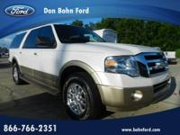 Don Bohn Ford presents this 2012 FORD EXPEDITION EL 2WD