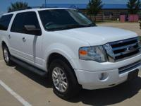 CARFAX, Leather and 3RD ROW!. Expedition EL XLT and