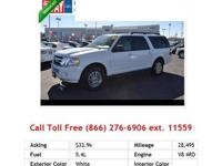 2012 Ford Expedition ElXlt XLT SUV Silver V8 5.4L