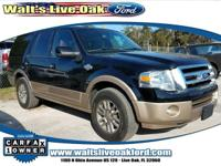 2012 Ford Expedition King Ranch 5.4L V8 SOHC 24V FFV