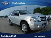 Don Bohn Ford presents this 2012 FORD EXPEDITION SUV