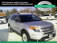 Ford Explorer Looking for an SUV that can stand up to