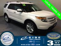 2012 Ford Explorer Limited Highlighted with Navigation,