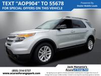Used, !2012 Ford Explorer XLT Non - Smoker, **Recent