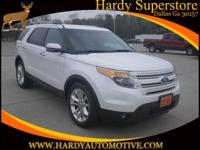 Ford CERTIFIED!! Includes a CARFAX buyback guarantee