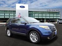 2012 Ford Explorer Limited Four Wheel Drive With