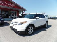 Options:  2012 Ford Explorer Take A Look At The