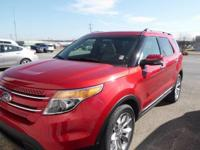 Recent Arrival! 2012 Ford Explorer Limited CARFAX