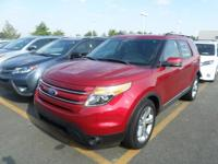 This 2012 Ford Explorer Limited is proudly offered by