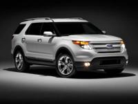 World Ford Pensacola presents this 2012 FORD EXPLORER