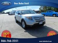 Don Bohn Ford presents this 2012 FORD EXPLORER FWD 4DR