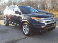 Come see this 2012 Ford Explorer XLT. Its Automatic