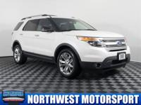 Clean Carfax SUV with Backup Camera!  Options:  Leather