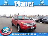CARFAX One-Owner. AWD, Dual-Panel Moonroof. After 160