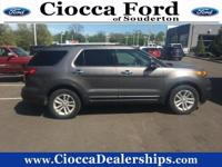 CARFAX 1-Owner. Heated Leather Seats, Third Row Seat,
