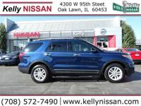 Exterior Color: blue, Body: SUV, Engine: 3.5L V6 24V