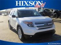 Check out this gently-used 2012 Ford Explorer we