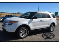 Options:  2012 Ford Explorer Xlt|Visit Williams Group