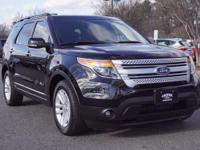 2012 Ford Explorer. What a wonderful deal! A great deal