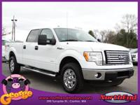 LOW MILES This 2012 Ford F-150 XLT is a 100% Carfax