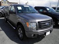 Ford Certified Warranty up to 100,000 Miles! Options