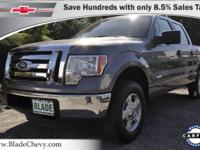 Just 8.5 % Sales Tax! And 4WD/4x4. EcoBoost 3.5 L V6